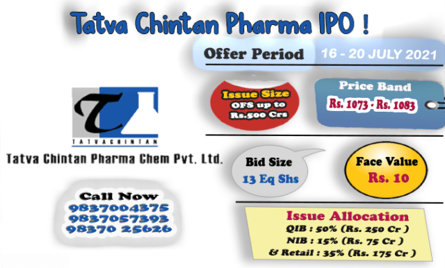 TATVA-CHINTAN-PHARMA-IPO