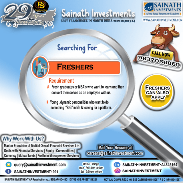 freshers-job-dehradun
